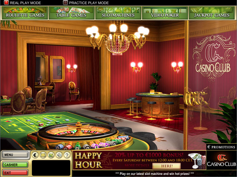 club casino download
