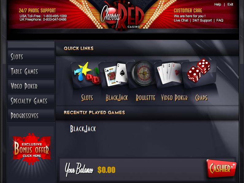 Chery Red Casino